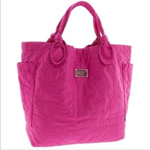 Marc by Marc Jacobs Tate Nylon Tote Bag Amethyst